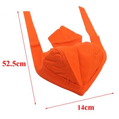 Orange Welders Protective Bandana Type Hood Welder Hat Cap Welding Helmet 1