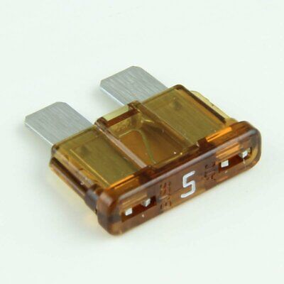 5 Amp Tan Atcato Fuses - Pack Of 25