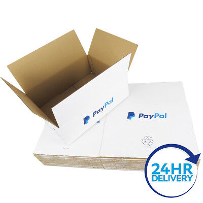 200 x PayPal Max Size RM Small Parcel Postal Postage Mail Boxes 442x342x145mm