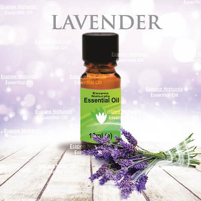 Lavender Essential Oil 10ml - 100% Pure - For Aromatherapy & Home Fragrance