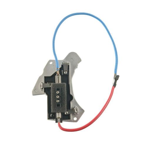 New A//C Heater Blower Motor Resistor For Mercedes-Benz C230 CLK55 SLK230 AMG