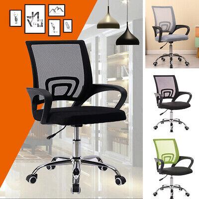 Ergonomic Office Chair Desk Mesh Executive Computer Lumbar Support Adjustable