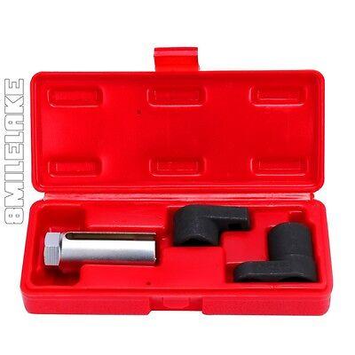 "3 Pc Universal Oxygen Sensor Socket 22mm 7/8"" O2  Wrench Tool Remover Installer"
