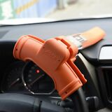 Steering Wheel Lock Vehicle Car Security Keyed Lock Anti Theft New