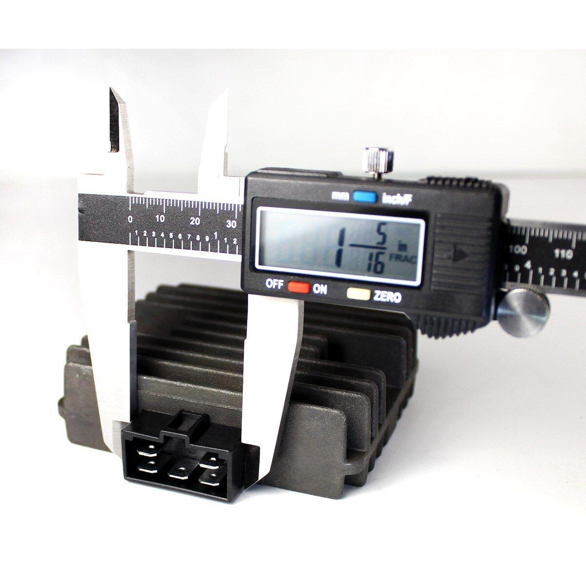 OE Voltage Regulator//Rectifier Assy 96-05 YZF600//YZF R1////R6//FZ6 4JH-81960-01-00