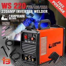 Huge Discount on 220 AMP Twin Function TIG ARC Inverter Welder Fairfield East Fairfield Area Preview