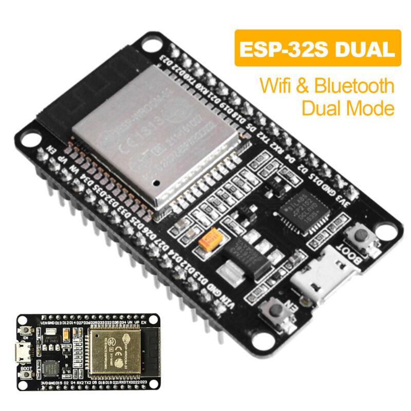 ESP-32S ESP32 NodeMCU Development Board Wifi Bluetooth Dual Module 2.4GHz 1PC XE
