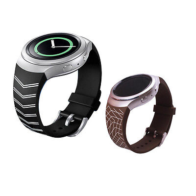 Luxury TPU Silicone Watch Band Strap For Samsung Galaxy Gear S2 SM-R720 mt