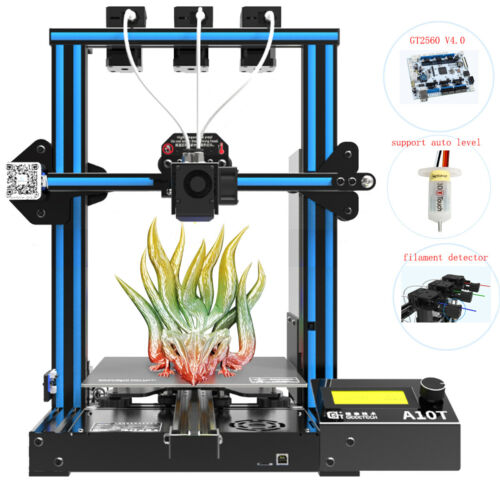 3d printer 3 in 1 out extruders