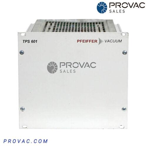 Pfeiffer TPS-601 Turbo Pump Controller, Rebuilt by Provac Sales, Inc.