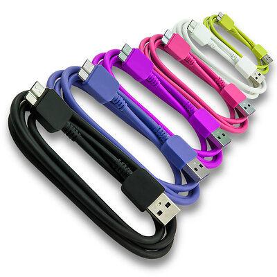 1m USB 3.0 Kabel A an Micro B für Toshiba Stor.E BASICS externe Festplatte HDD (Externe Festplatte Usb-kabel)
