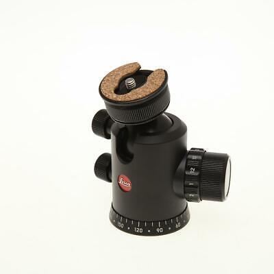 Leica Ball Head 38 for Travel Tripod, 52.91 lbs Load Capacity