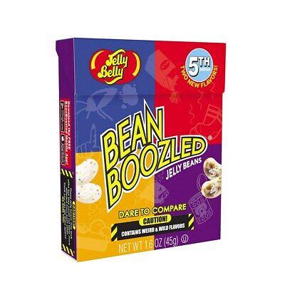 Jelly Belly BEAN BOOZLED - 1.6 oz BOX - 5TH Edition - FRESH](Boozled Jelly Beans)
