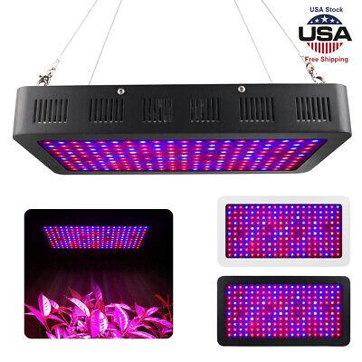 2000W Led Grow Light Full Spectrum Lamp for Hydroponics Plant Veg Flower