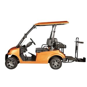BRAND NEW GOLF CART - Marshell DG-LSV2+2 Hope Island Gold Coast North Preview
