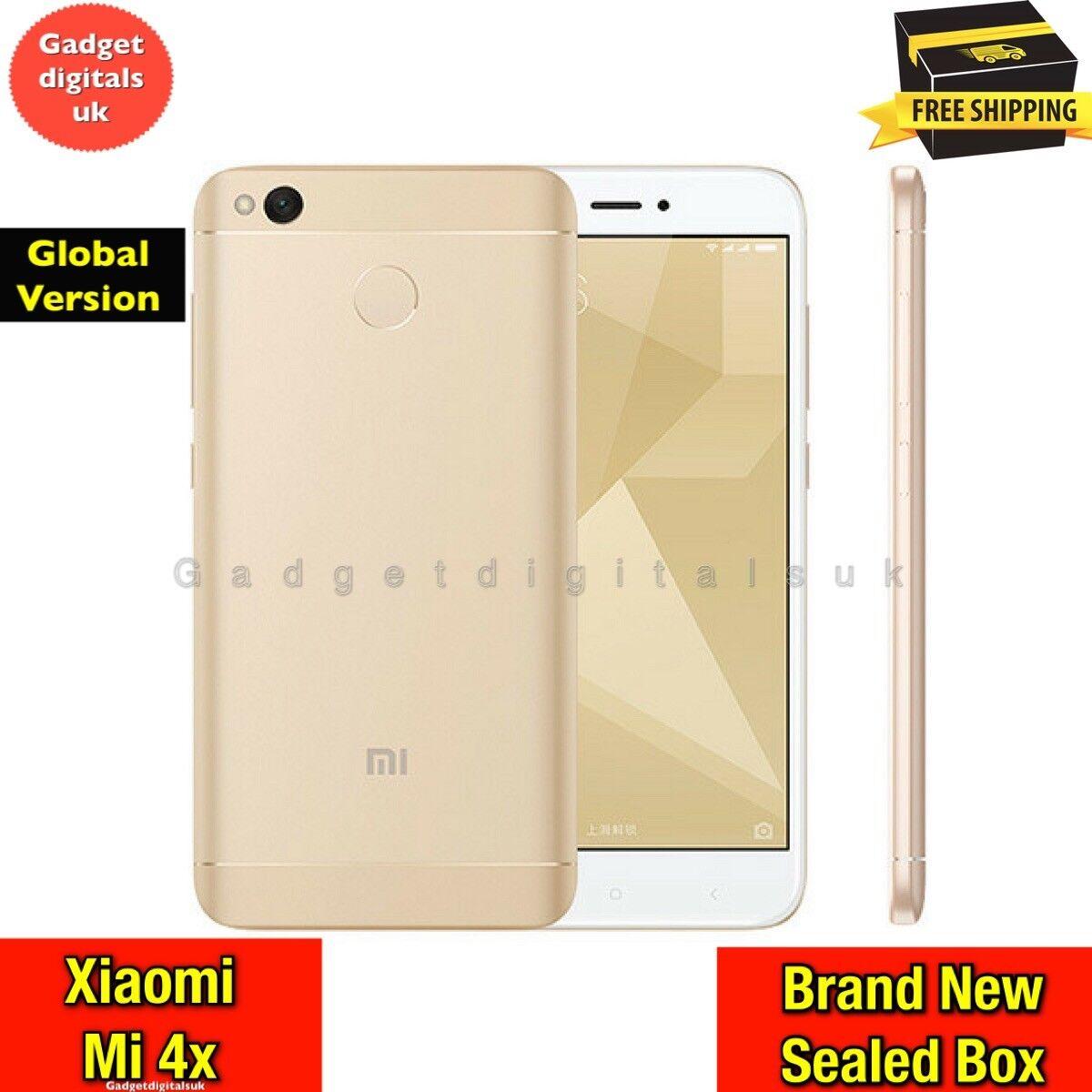 Brand New Xiaomi Redmi 4x Gold 16gb 5 Inch Simfree Unlocked Android 2gb Add Product Titel