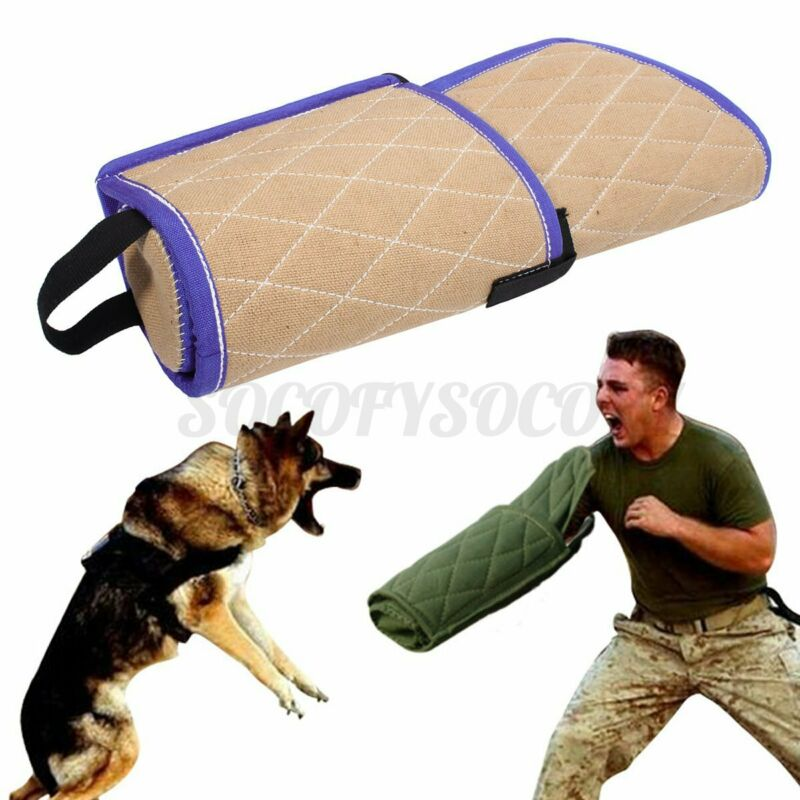 Dog Training Bite Sleeve Arm Protection Intermediate Working Large Young Dogs