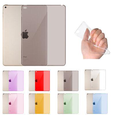 Crystal Transparent Soft TPU Backcase iPad 9.7'' 2017 / 2018 Silikon Cover Hülle (Ipad Soft-cover)