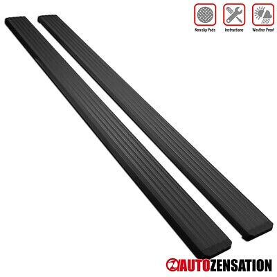 """For 2015-2021 Chevy Colorado GMC Canyon Crew Cab 5"""" Side Step Bar Running Boards"""