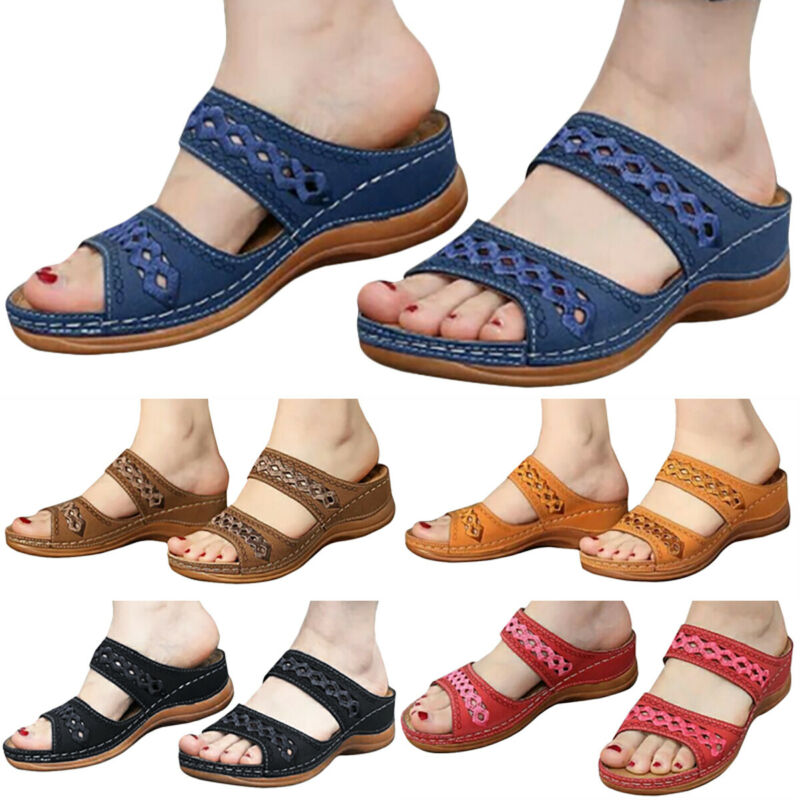 comfy orthopedic sandals