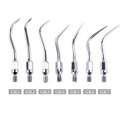 Sale 7pcs Dental Ultrasonic Scaler Tips For Kav Scaler Scaling Handpiece