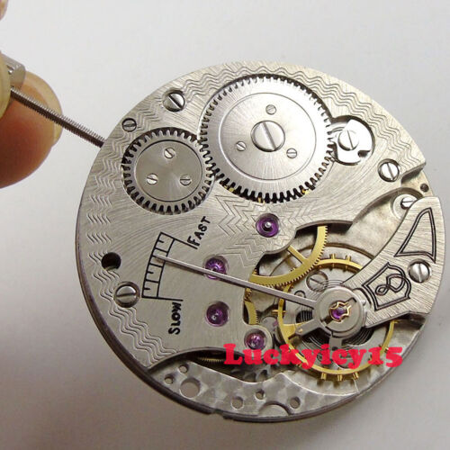 ST3621 6498 movement Mechanical hand winding movement fit for PARNIS watch M3