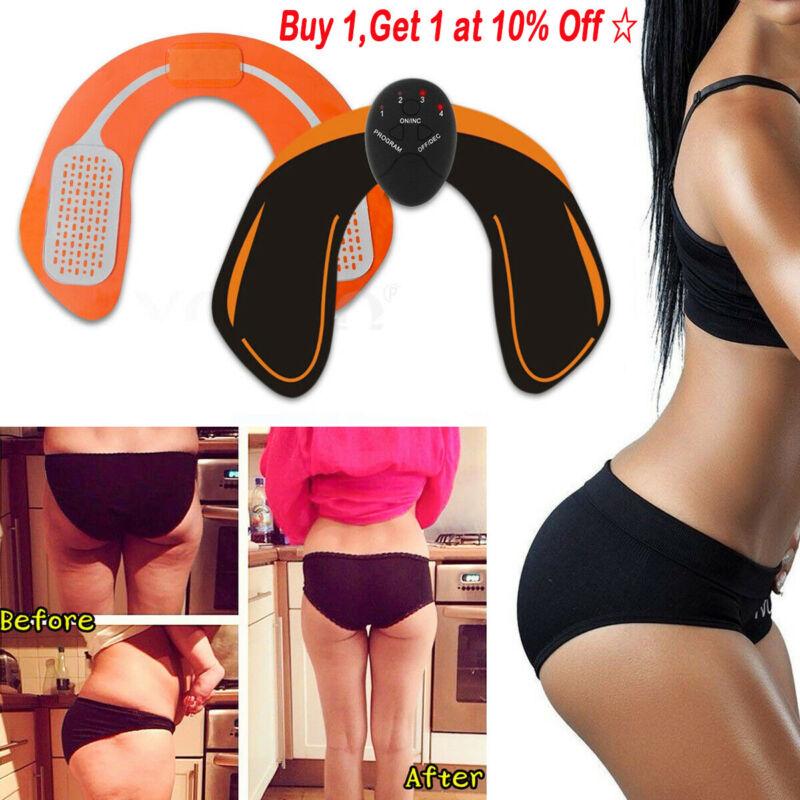Hip Muscle Trainer ems Buttock Lift Bum Push Up Butt Stimulator Enhance Toner UK