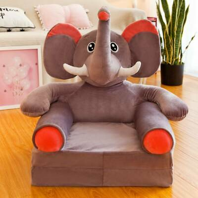 Childrens Kids Soft Foam Chair Toddlers Armchair Seat Bedroom Lounger Sofa Bed Childrens Foam Chair