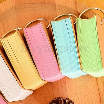 2pcs Colorful Spiral Daily Cute Note Pad Memo Jotter Mini Notebook Book Office