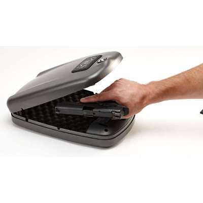 Hornady, RAPiD Safe, 2700KP XL Keypad Or RFID Gun Safe For 2 1911 Size Pistols