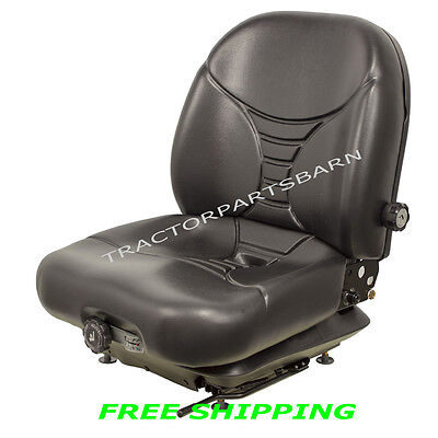 John Deere Skid Steer Loader New Vinyl Seat 240 260 270 280 315 317 320 325