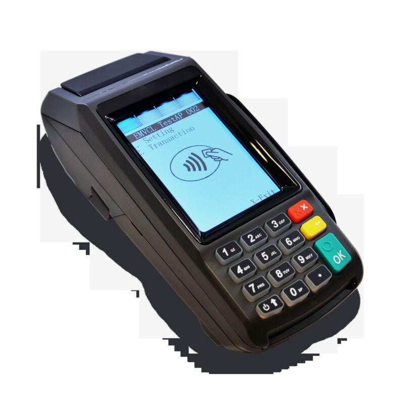 New Dejavoo Z11 Credit Card Terminal