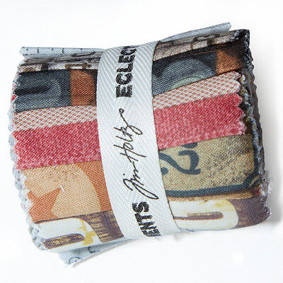 Jelly Roll Design (Jelly Roll - Stoffpaket - Eclectic Elements Design C - 8 Streifen 6,4cm x 109cm)