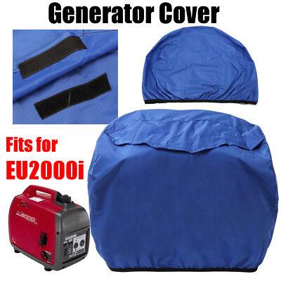 Marine Oxford Cloth Generator Cover Storage Protect For Honda Generator Eu2000i