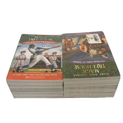 NEW Magic Tree House 29 SEALED books set lot brand new chapter books treehouse