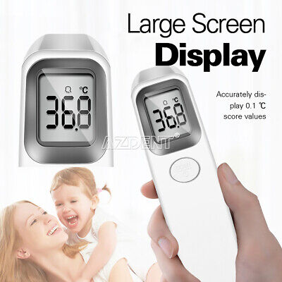 Led Non-contact Temperature Ir Digital Infrared Forehead Thermometer Baby Adult