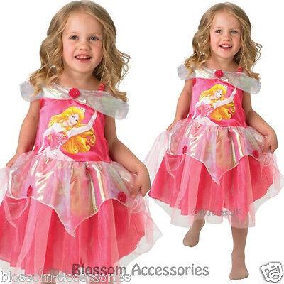 CK422 Sleeping Beauty Ballerina Infant Toddler Book Week Fancy Dress Up Costume