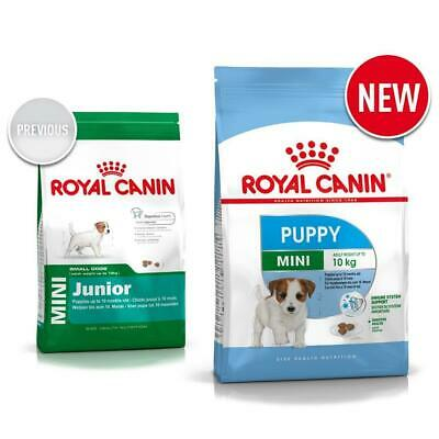 Royal Canin Mini Puppy Junior 33 Complete Dry Dog Food 800g up to 10 Months/10kg