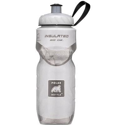 Polar Bottle Sport Insulated 20 oz Water Bottle - White
