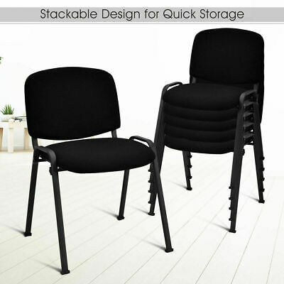 Set Of 5 Conference Office Chair Computer Chair Meeting Room Chair Stools