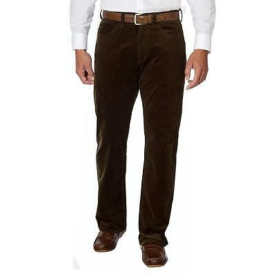 Kirkland Signature Men's 5 Pocket Corduroy Mocha 5 Pocket Corduroy Pants