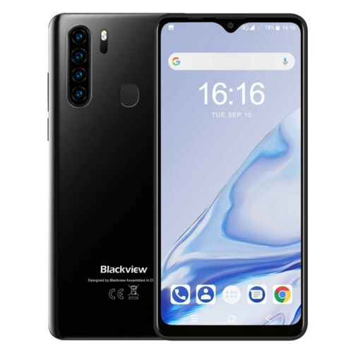 """6.49"""" Blackview A80 Pro 4GB+64GB Handy 4G Smartphone Android 9.0 Ohne Vertrag"""