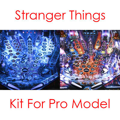 Stern Stranger Things UV Lighting Kit - Pro Model