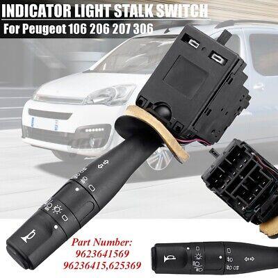 INDICATOR LIGHT STALK SWITCH FOR PEUGEOT EXPERT 106 206 306 #6253.69