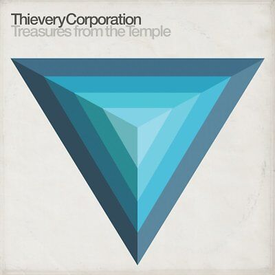 "Thievery Corporation - Treasures From The Temple (NEW 12"" VINYL LP)"