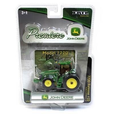 1/64 John Deere 7720 Tractor, Premiere Series #22 by ERTL 35424