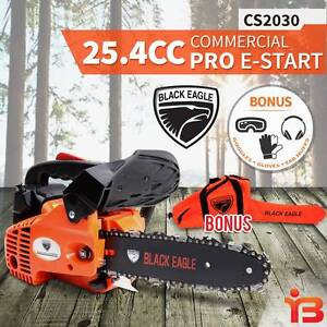 "Oregon 25.4cc Petrol Chainsaw with 10"" Oregon Bar & Chain 2 Strok Fairfield Fairfield Area Preview"