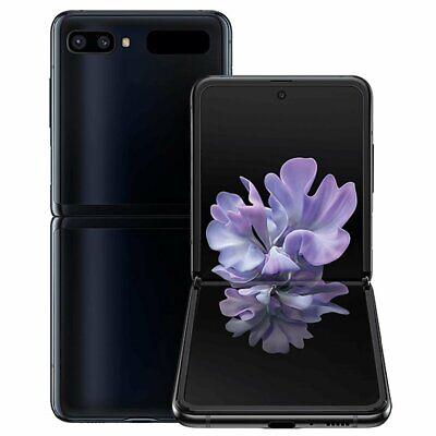 Samsung Galaxy Z Flip SM-F700F/DS 8GB Ram 256GB Rom - Mirror Black