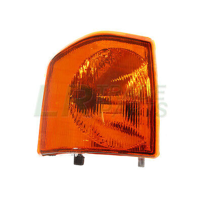LAND ROVER DISCOVERY 1 NEW FRONT RHS O/S AMBER INDICATOR LIGHT LAMP - XBD100760