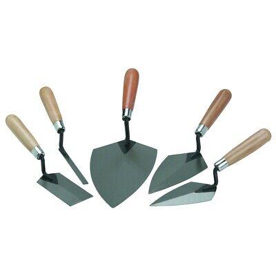 Concrete Cement Hand Mason Tools Masonry Margin Trowel Finishing Finish Tool Set